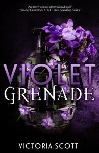 Violet Grenade Cover